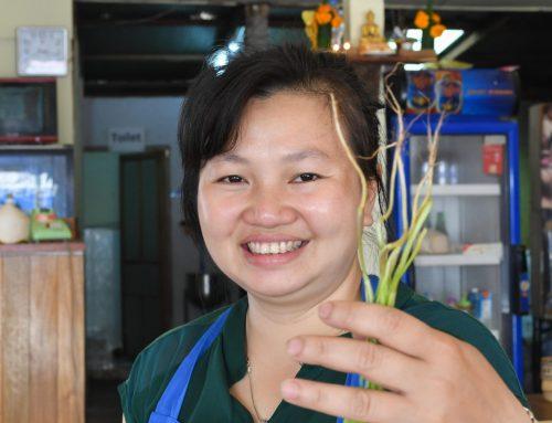 Pinkeo Thimarvong: de keukenprinses van Luang Namtha