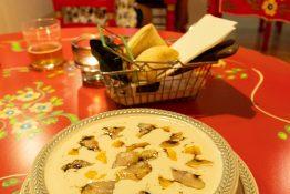Ajo blanco - la flamenka - Soepiemonster