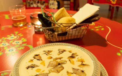 La Flamenka Córdoba: ajo blanco die eeuwig mag blijven duren