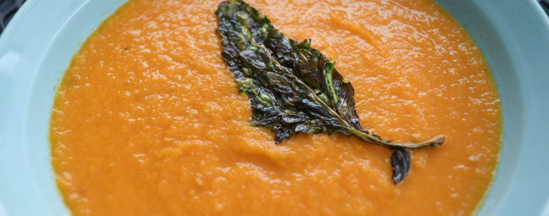 koolrabi-tomatensoep - Soepiemonster