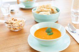 Verse tomatensoep - Soepiemonster - wilke martens