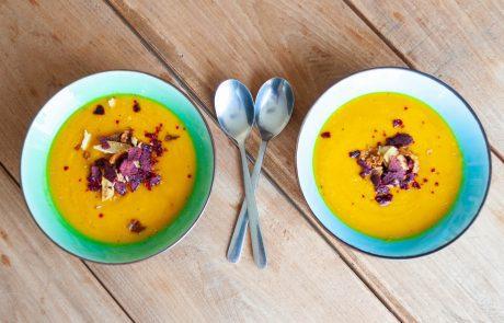Pumpkin Pollock - Soepiemonster