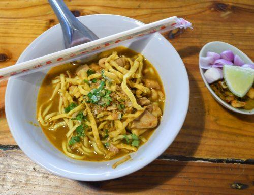 Fin Food: de beste kao soy van Thailand!